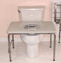 Seachrome Toilet Transfer Seats