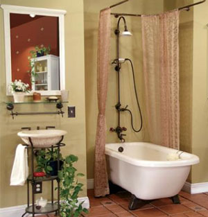 Maverick Series Bubble Jet Clawfoot Tubs By American Bath