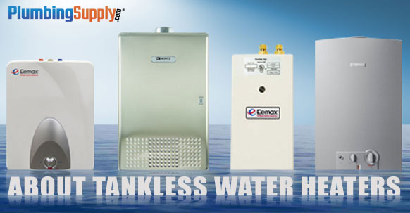 How To Choose An Energy Efficient Tankless Water Heater