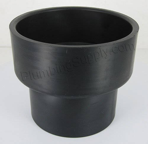 ABS 4x3inch Coupling