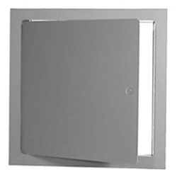 Stainless Steel Drywall Door with Screwdriver Latch