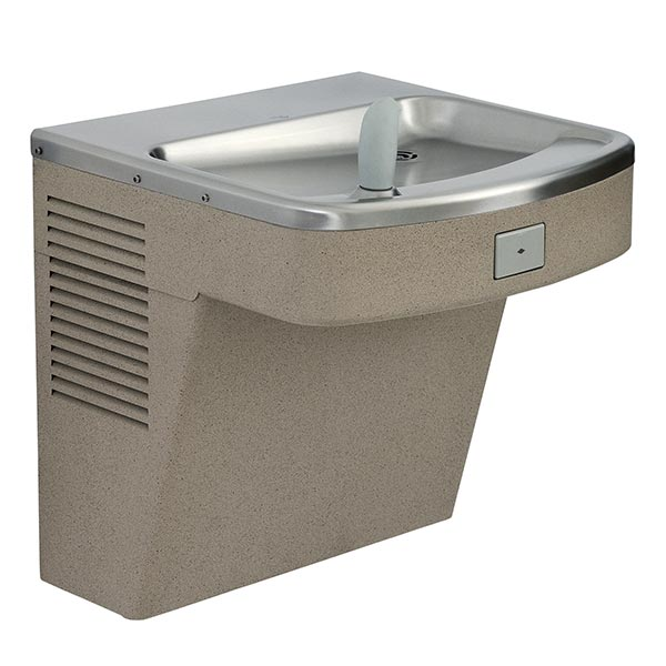 ADA wall mounted eight gallon water cooler