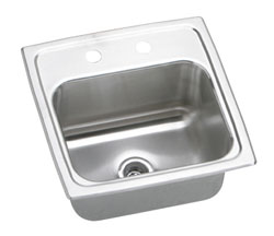 Photo of the handicap accessible BLR15 bar sink style