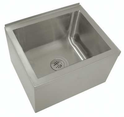 Stainless Steel Mop Sink Commercial : Mop Sinks