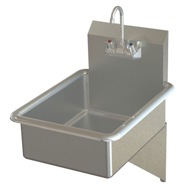 Aero handwashing sink model #L