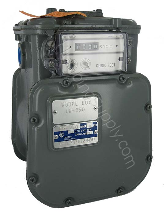 image of the AM-250 gas meter
