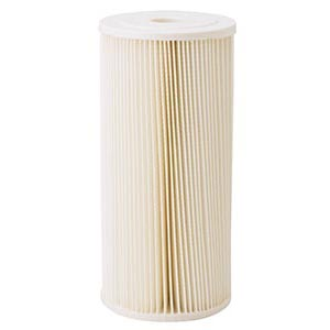 Heavy duty pleated sediment filter