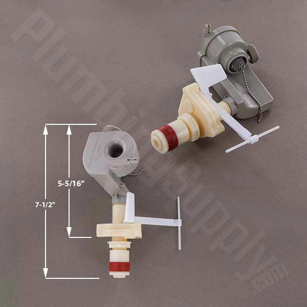 American Standard Toilet Repair Parts For Luxor Series Toilets