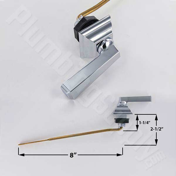 American Standard Replacement Toilet Tank Trip Levers