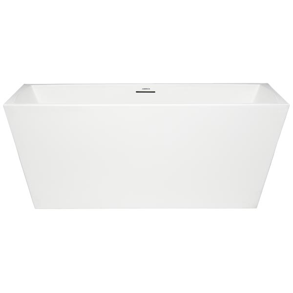 Americh Glacion freestanding soaking tub