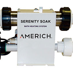 Serenity Soak heater example