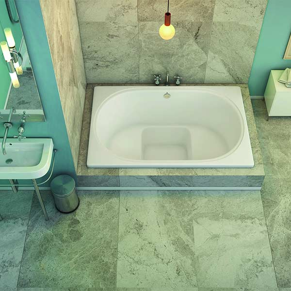 Beverly Series Japanese-Style Soaking Tubs