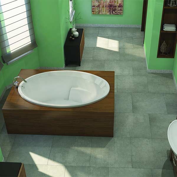 Catalina Whirlpool Jetted and Soaking Tubs by Americh