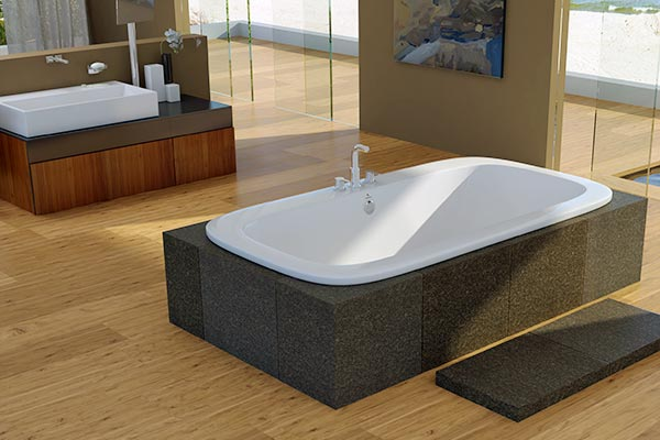 Americh Whirlpool Baths - luxury jetted bath tubs