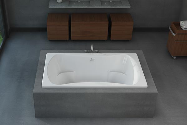 Americh Whirlpool Baths Luxury Jetted Bath Tubs