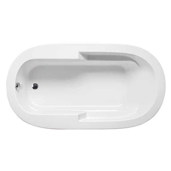 Americh Madison oval-shaped soaking tub