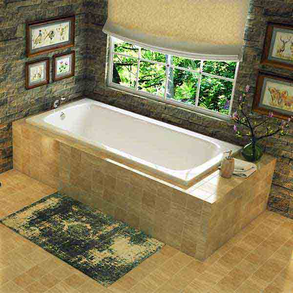 Americh Miro Series Jetted Whirlpool and Soaking Bathtubs