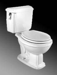 American Standard - Antiquity two piece toilet