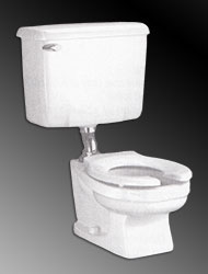 Baby Devoro wall hung kindergarten toilet