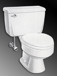 American Standard Toilet Repair Parts For Cadet Series Toilets