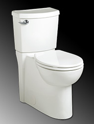 American Standard Cadet 3 Toilet - Two-Piece with Concealed Trapway