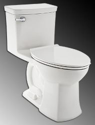 Townsend Vormax one-piece toilet