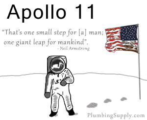 First Man on the Moon - Apollo 11