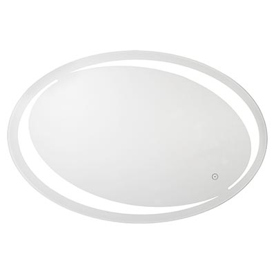 Aptations back-lit wall mirror - Sol