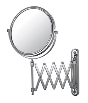 Luxury Extension Arm Accordion Wall Mirrors By Aptations