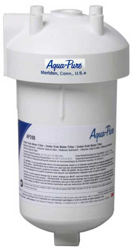 Complete Drinking Water Filtration System By Aqua Pure 3m