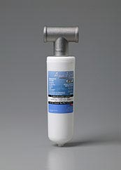 water heater scale inhibitor system