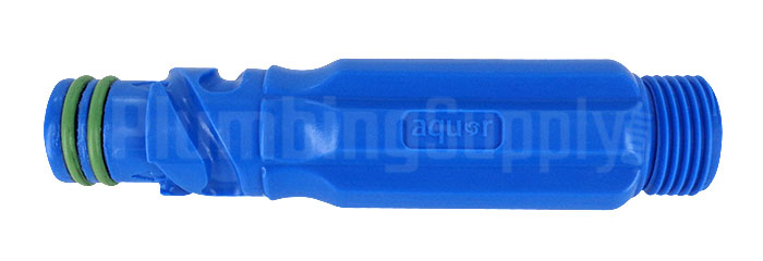 Aquor replacement connector in aquor blue color