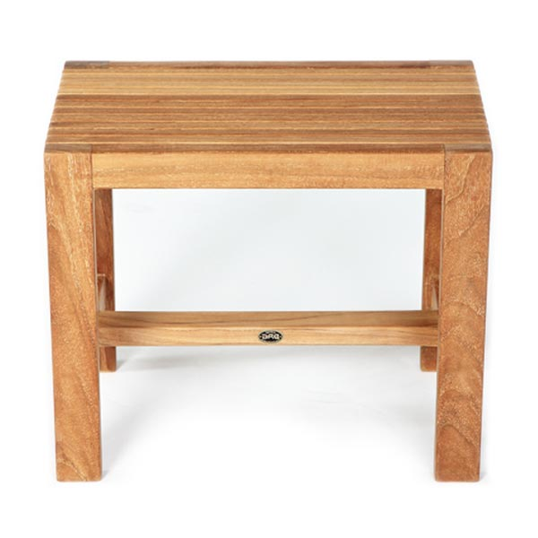 ARB 18in x 13in teak shower bench
