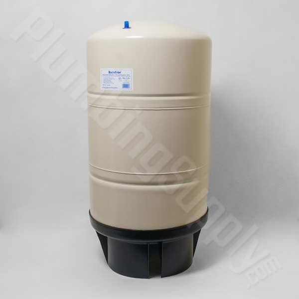 Water Heater Thermal Expansion Tank 4.5 gal Residential Stainless Steel Fitting