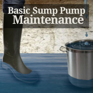 Basic Sump Pump Maintenance
