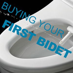 Buying Your First Bidet