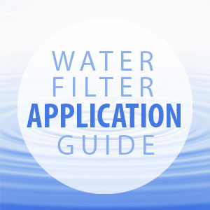 Water Filter Application Guide