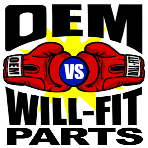 Genuine OEM vs. Will Fit Parts