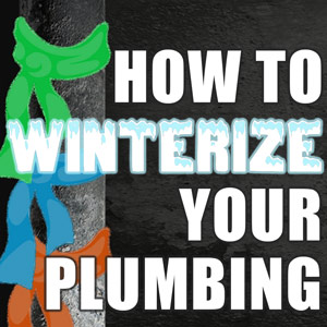 How to Winterize Your Plumbing