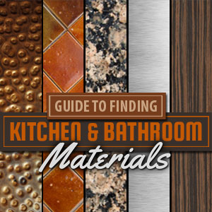 Guide to Choosing Kitchen and Bathroom Materials