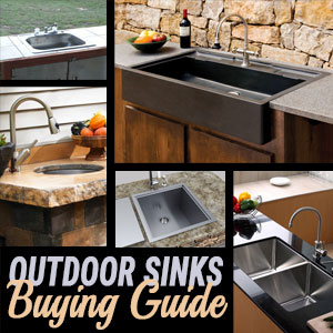 Outdoor Sink Buying Guide