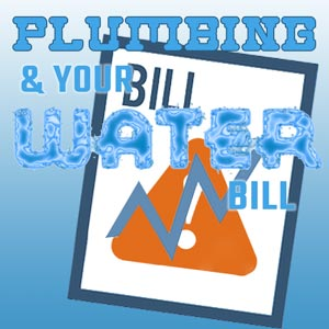Plumbing and Your Water Bill