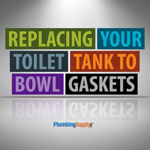 How to Change Your Toilet Gaskets