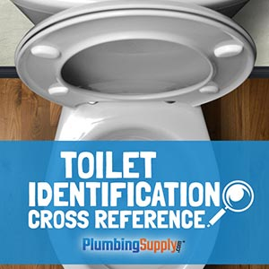 How to Find Your Toilet Model and Parts