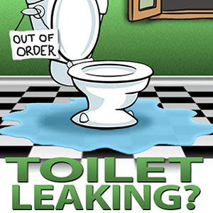Finding and Fixing Toilet Leaks