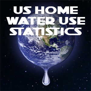 U.S. Home Water Use Statistics