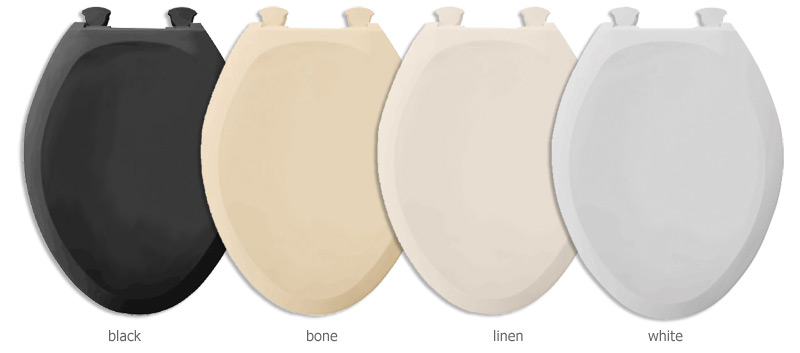American Standard Toilet Seats >> Toilet Seats For American Standard - including Roma, Carlysle, Norwall, Ellisse, and Luxor