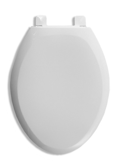 Elongated Everclean Plastic Toilet Seats For American