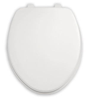 Round American Standard Rise And Shine Plastic Toilet Seat