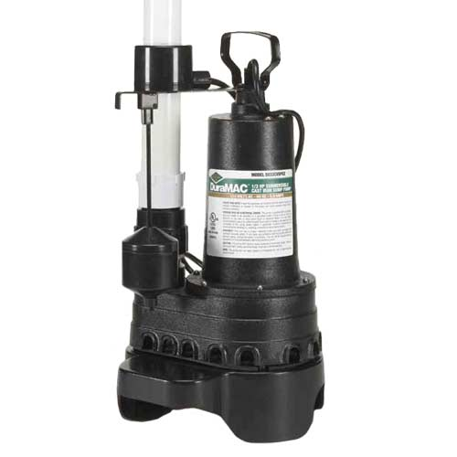 DuraMAC Sump Pump Package